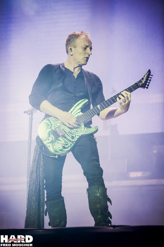 Phil Collen, Def Leppard - Hellfest 2013 by Fred Moocher