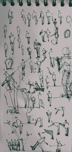 Figura humana... Juanneiras.arq