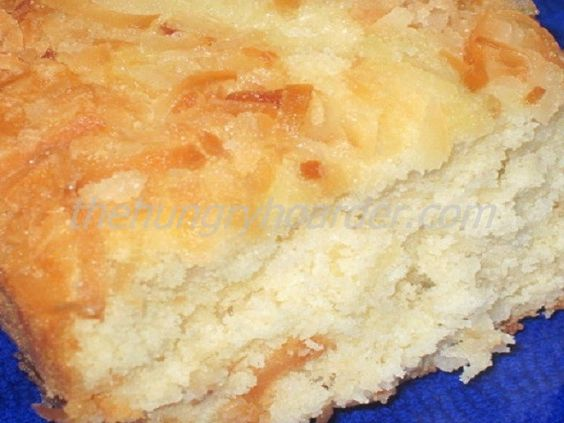 Coconut Pineapple Bread   Recipe   The two, Shredded coconut and Stick ...