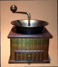 Antique Coffee Grinder, Great Condition!