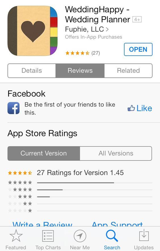 news world tech best wedding planning apps