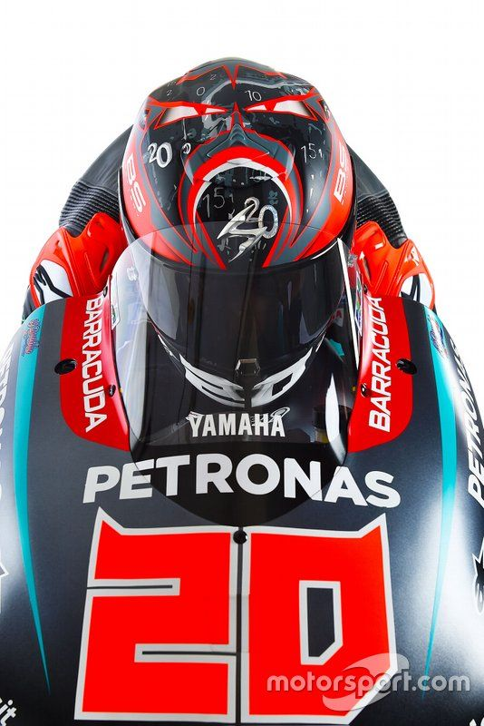 Fabio Quartararo Petronas Yamaha Srt Avec Images Voitures Et