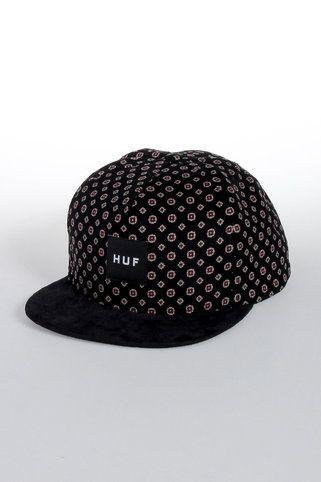 Flower Cord Snapback - HUF - Hats : JackThreads