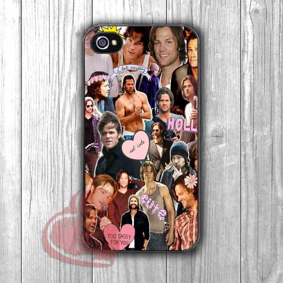 Sam Winchester Collage - Fzia for iPhone 6S case, iPhone 5s case, iPhone 6 case, iPhone 4S, Samsung S6 Edge