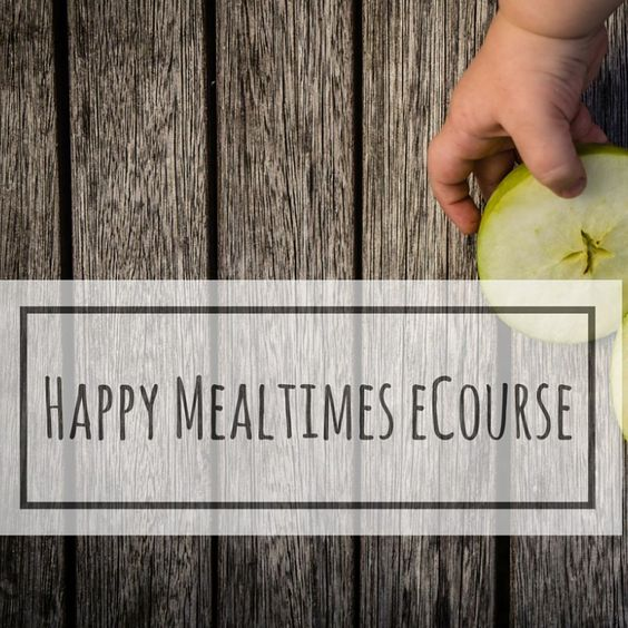 Happy Mealtimes eCourse by Play with Food