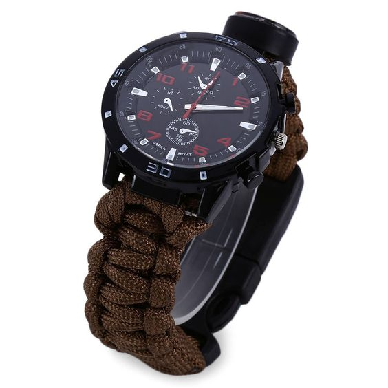 paracord survival watch paracord products and survival paracord survival watch