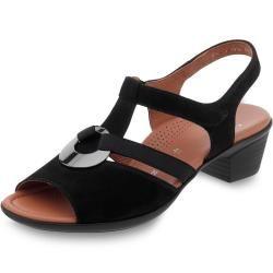 Ara Lugano Sandalette Damen schwarz Ara in 2020