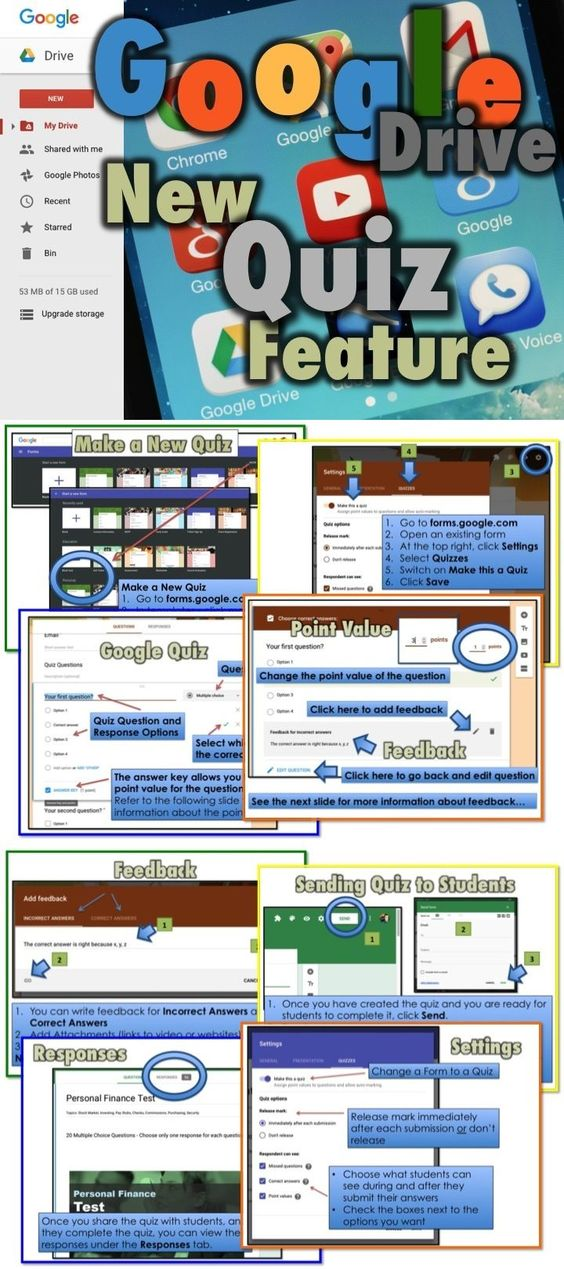 9 best images about digital teaching tools on Pinterest National - spreadsheet google form