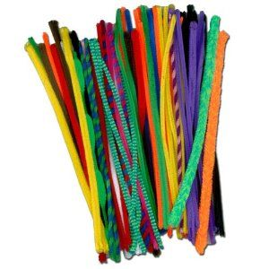 Twisted Critters ? extra pipe cleaners . $12.99. Only available at Klutz.com. Need more fuzzy pipe cleaners? Here?s an extra set of 140 pipe cleaners. That's twice as many as came with Twisted Critters. This is a refill pack; does not include instructions.
