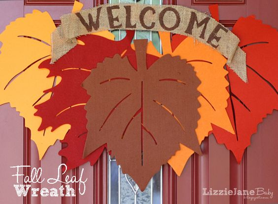 Need a fun and inexpensive way to dress up your front door this fall season? Well this project includes both of those criteria. Today I'm going to show you how I made my Fall Leaf Wreath. Fall is kind of my favorite season and I wanted to do something new for my front door.  I've... Read More »