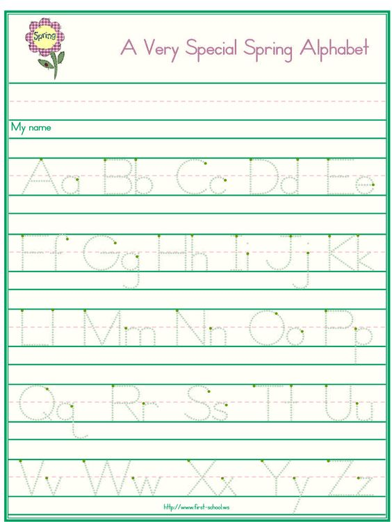 Number Names Worksheets preschool printables activities : Pinterest • The world's catalog of ideas