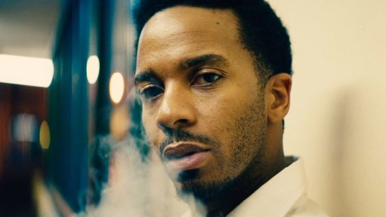 Andre Holland to play the villain in Black Widow?