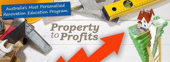 Property to Profits Facebook Cover by GJCDesign