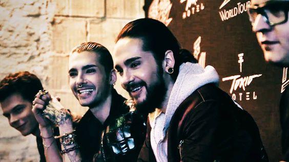 Tokio Hotel no Brasil: banda fará shows em Agosto e Setembro