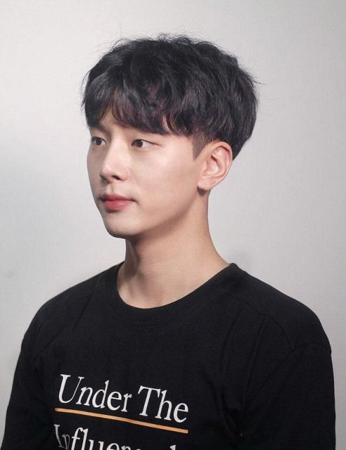 Evanstyle Menshairstyles Men Shairstyles Men S Hairstyles Bangs Two Block Haircut Korean Short Hair Korean Men Hairstyle