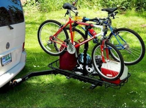 Swing Away Bike Carrier Holds 4 Bikes And Gear Outdoors Optimized Cargo Rack Hitch Bike Rack Cargo Carriers