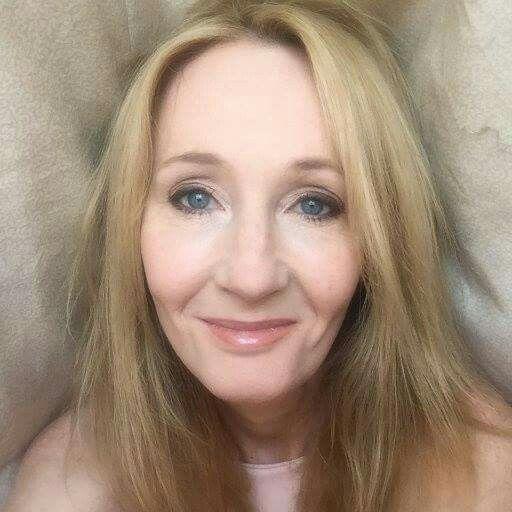 J.K. Rowling via Twitter. ♥