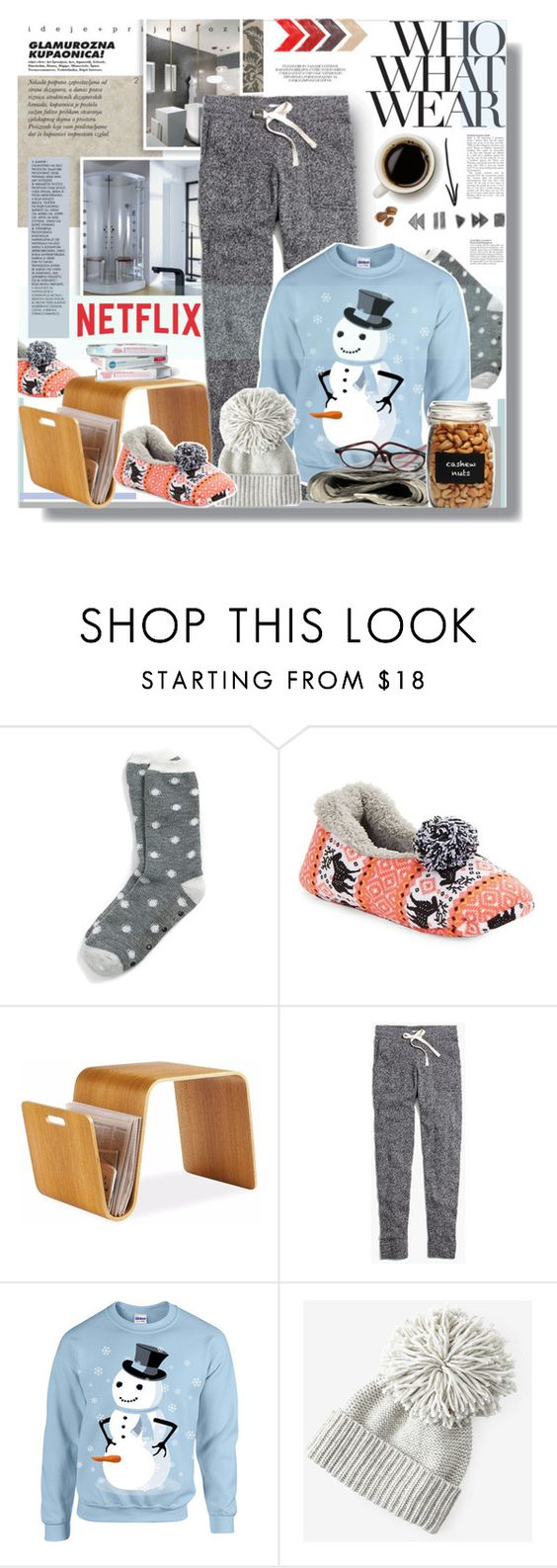 """""""What to Wear: Netflix Binge"""" by prigaut ❤ liked on Polyvore featuring Tommy Hilfiger, Kensie, Madewell, Circle Glass, WhatToWear, OneLazyDay and ItsMovieTime"""