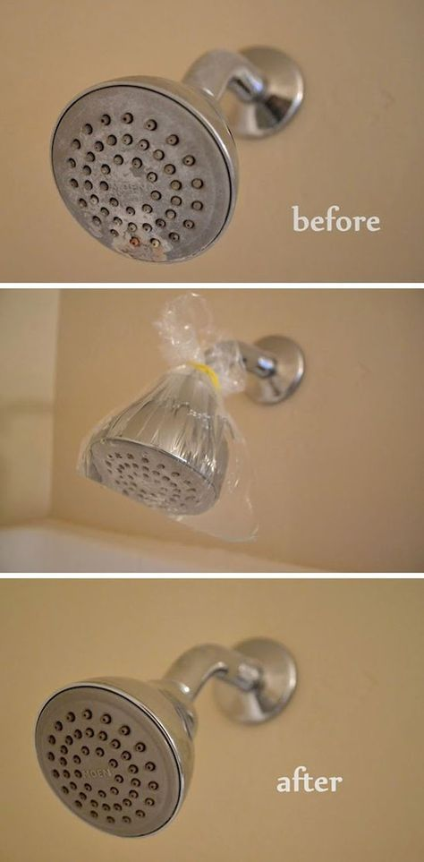 6 sensationelle Putztricks fürs Badezimmer