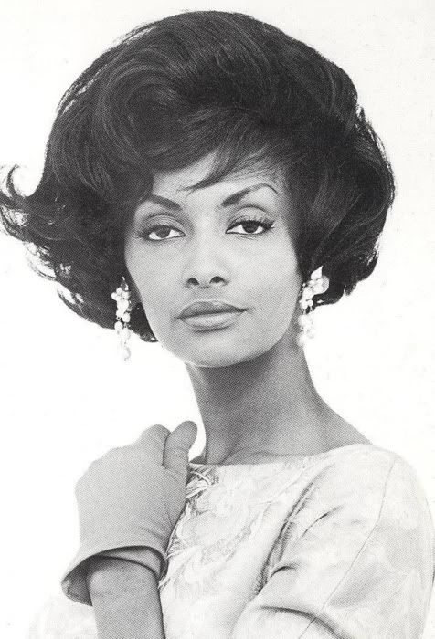 1980s mens hairstyles : 1950s Black Hairstyles Helen williams was the first african american ...