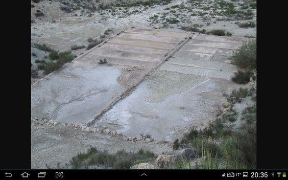 Salibinas de Terreros.Almeria Spain.
