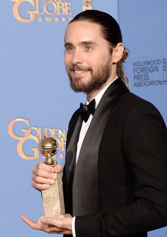 I didn't make a film for almost six years. I was pursuing other dreams, and I just have to say, it's more than an honor to come back and have this love and this support. I never expected it; I never even dreamed of it. And to the Rayons of the world, thanks for the inspiration. #GoldenGlobes.- (via https://www.facebook.com/photo.php?fbid=10151899362982683&set=a.10151558397422683.1073741825.66793392682&type=1&theater