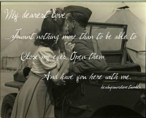 Military, Military Love And Military Love Quotes On Pinterest