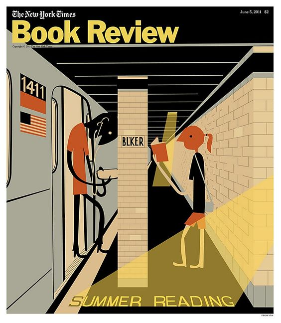 New York Times Book Review Summer Reading