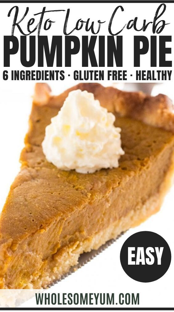 This No Bake Pumpkin Pie Is A Great Twist On The Classic Pumpkin