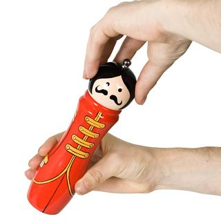 Sgt. Pepper Mill, see what they did there?