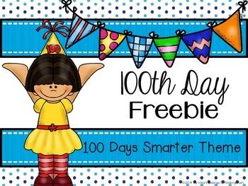 100th Day Printables {FREEBIE} Crowns, bookmarks, coloring pages and ...