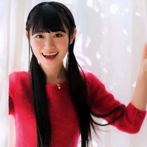 笑顔がかわいい小倉唯