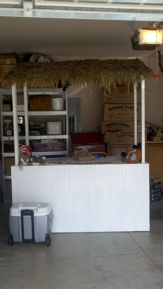 Tiki Huts In GarageH Sale Hallock TN