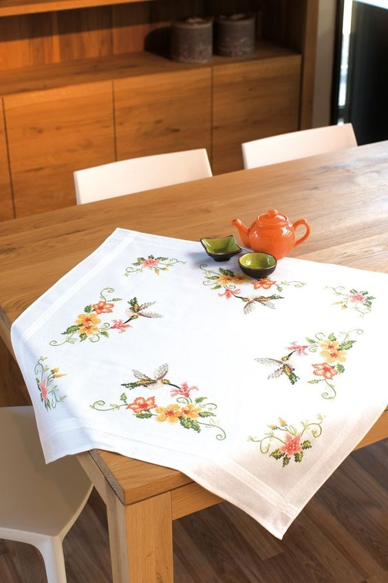Vervaco PN-0144089 Decke Kolibri: Amazon.de: Küche & Haushalt