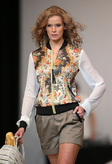 2012 fashion show in Belarus