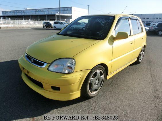 Used 2000 HONDA / Logo (GF-GA3) / A/C, PowerSteering, PowerWindow, AirBag, AlloyWheel / Mileage:98,985km / Steering:Right / Color:Yellow http://niji7.com/maker/honda/model/logo/id/452755 #usedcars #beforward