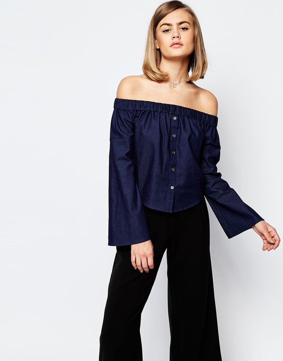 The Best Off-the-Shoulder Tops Under $150 | StyleCaster