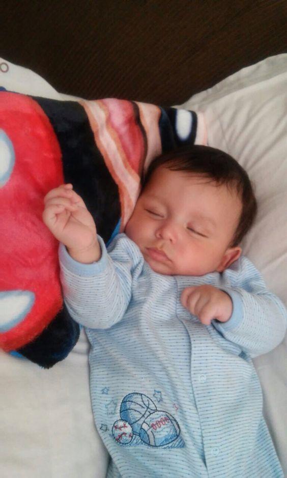 Baby deportista