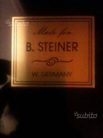 Pianoforte verticale Steiner BS-127