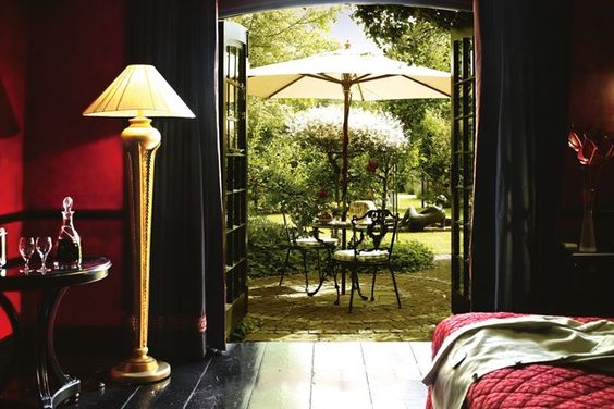 Romantic hotels for weekend breaks in UK and Ireland - Condé Nast Traveller (Condé Nast Traveller)
