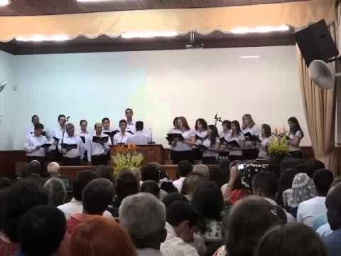 14°Aniversário do Coral Boas Novas 27/10/12   A luta contra o mal
