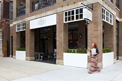 Carriage House Reinvents Southern Cooking