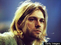 Kurt Cobain.  Mon petit Kurt d'amour U're so cute sweetie.