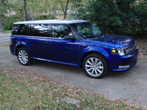 Car Review: Enter the boxy, efficient 2013 Ford Flex | Washington Times Communities