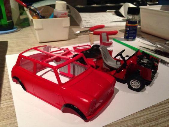 すべてのモデル 1/24 モーリス ミニクーパー 1275s ラリー : pinterest.com