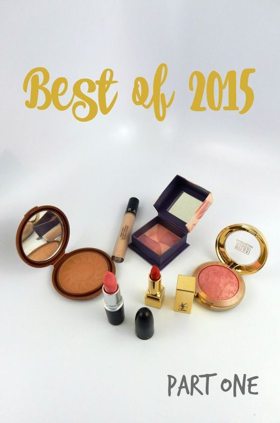 Best of 2015 Part One #bestof2015 #beautyfavorites #beauty #bbloggers