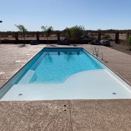 Fiberglass Pools Spas Archives San Juan Pools San Juan Pools Pool Photos Beach Entry Pool
