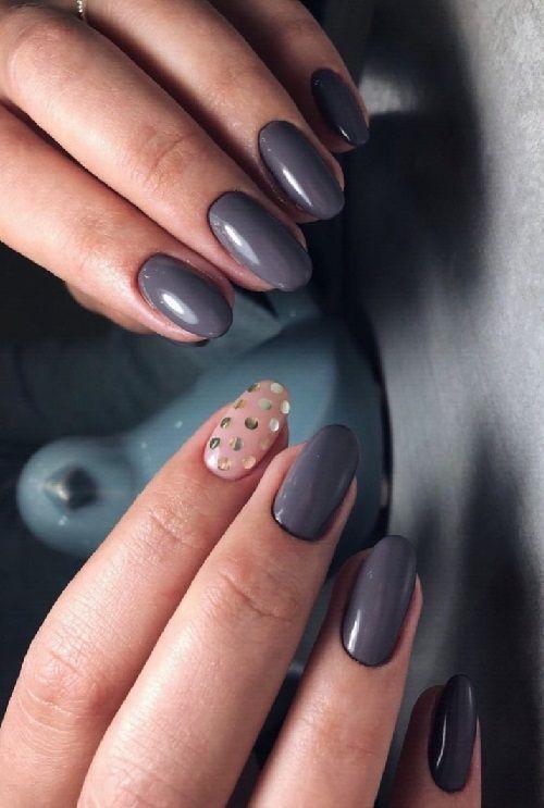 Winter Nails 2018 : winter, nails, Winter, Nails, Ideas, Bucket, Nails,