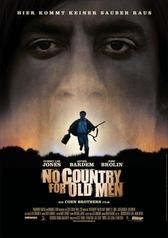 No Country For Old Men by Ethan Coen with Tommy Lee Jones and Javier Bardem