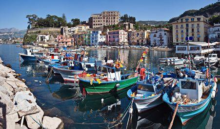 Grande Marina, Sorrento, Italy I have been here many times. Beautiful place